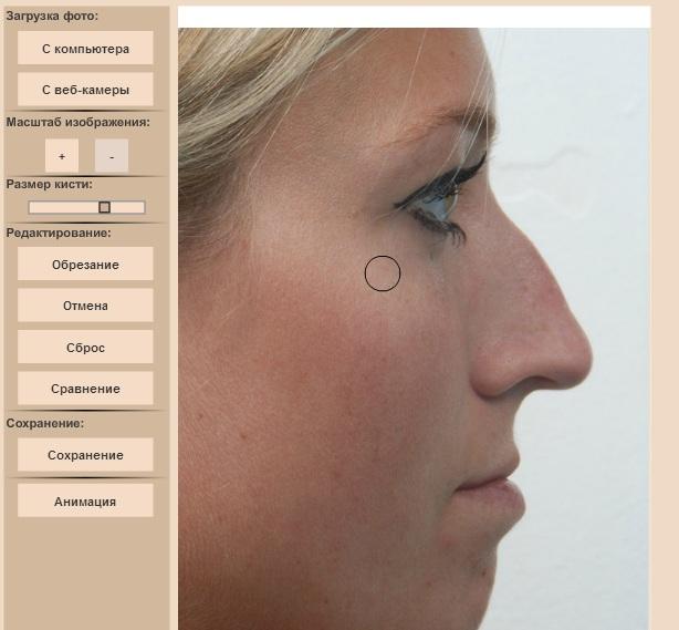 моделирование my nose